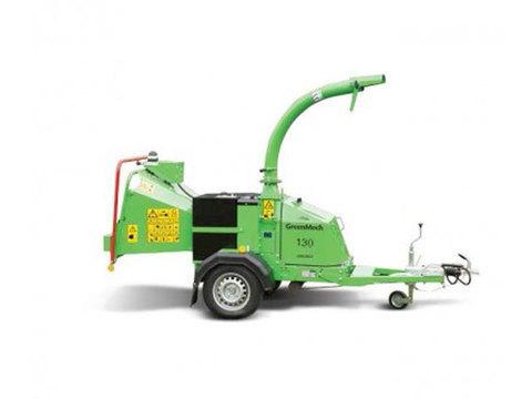 Coastur - Nuevas BIO Trituradoras GreenMech - Coastur, stihl,toro,viking, venta y reparacion maquinaria de jardineria,riego por aspersion,herramientas para jardin
